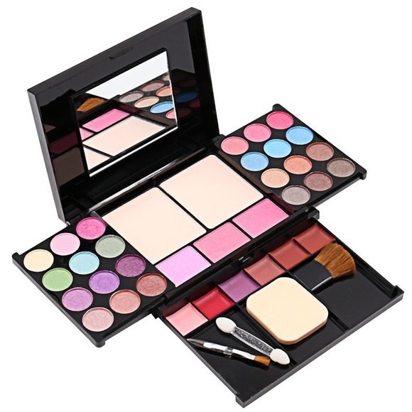 T.Y.A. Other - T.Y.A. 35 BRIGHT COLORS COSMETIC PALETTE COMPACT